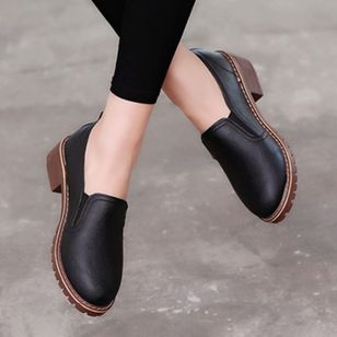 New Arrival Women Flat Shoes Oxford Shoes Genuine Leather Shoes