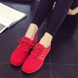 Braided Strap Flats Flat Heel Shoes