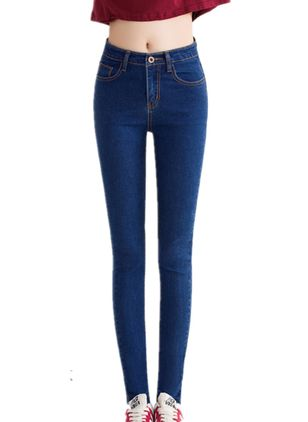 Skinny Jeans Damesbroeken&leggings