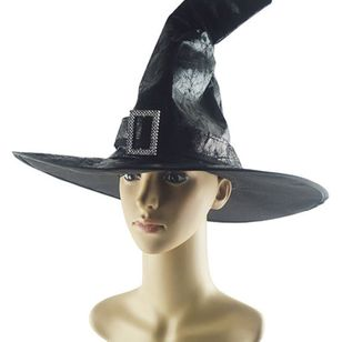Halloween Rhinestones Color Block Hats (108858945)