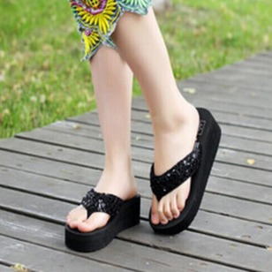 Others Wedge Heel Shoes