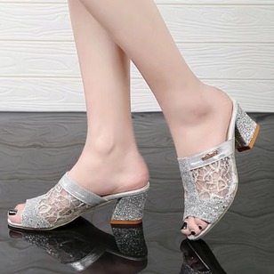 Heels Chunky Heel Shoes