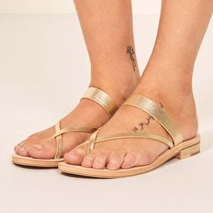 Flip-Flops Flat Heel Shoes