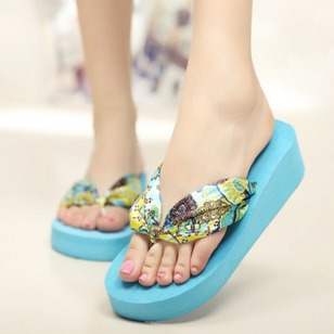 Women's Sandals Sandals Wedge Heel PVC Shoes