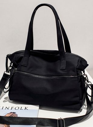 Tote Fashion Zipper Adjustable Bags (106154375)