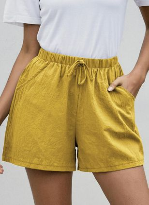 Women's Straight Shorts (4089088)