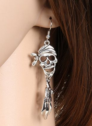 Halloween Ball No Stone Dangle Earrings (109554046)