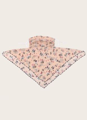 Casual Floral Scarves (1532329)