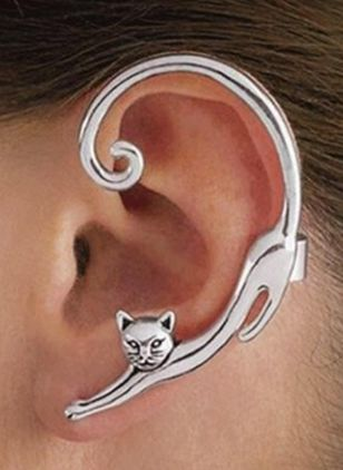 Sexy Animal No Stone Stud Earrings (120295574)