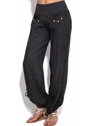 Women's Loose Pants (4348146)