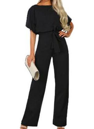 Kort erm Jumpsuit og Body (147155971)