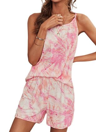 Camisole Neckline Two-pieces (147927216)