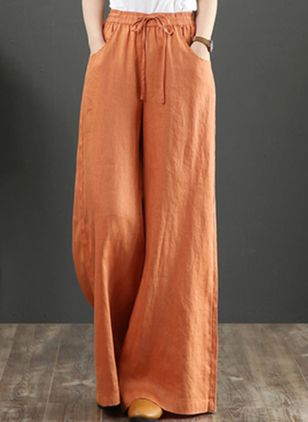 Women's Loose Pants (109556750)