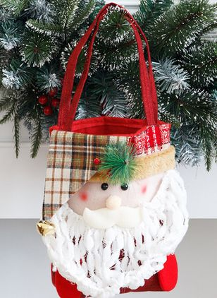 Tote Christmas Double Handle Bags (128228514)