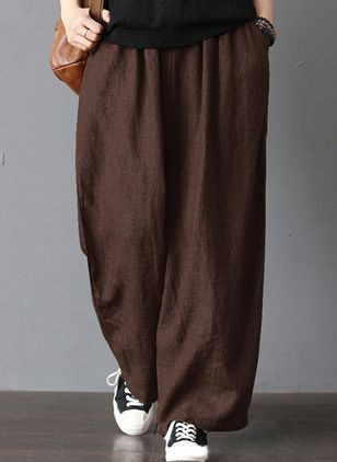Women's Loose Pants (4256416)