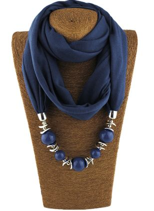 Casual Solid Scarves (1398839)