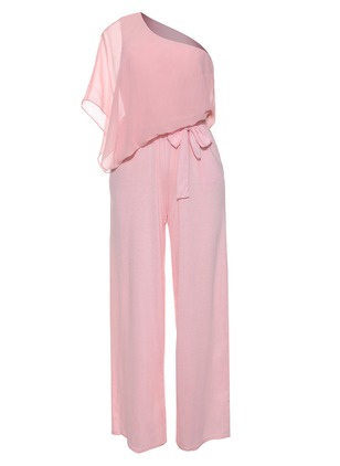 Cotton Solid Long Sleeve Casual Jumpsuits & Rompers