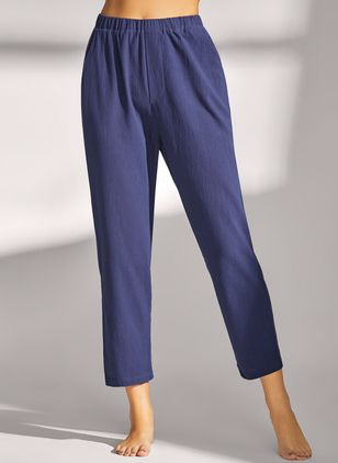 Women's Plus Size Straight Pants (4864596)