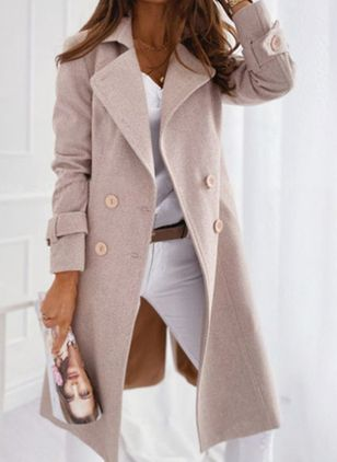 Long Sleeve Coats (112602044)