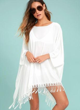 Tassels Cover-Ups Swimwear
