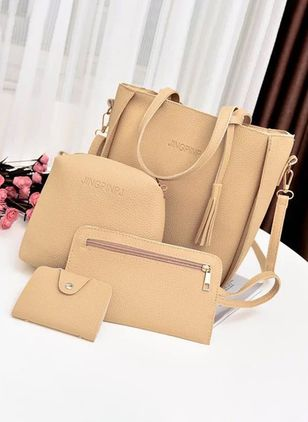 Bag Sets Fashion Zipper Adjustable Bags (1531739)