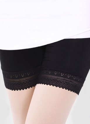 Skinny Rayon Leggings Shorts Pants & Leggings