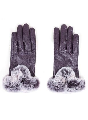 Women's Casual Leather & Faux Leather Gloves & Mittens Fit Comfort Soft Thick Gloves (146643051)