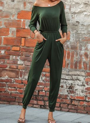 Long Sleeve Jumpsuits & Rompers (146744197)