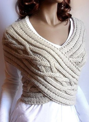 Knitted V-Neckline Solid Tight Others Sweaters