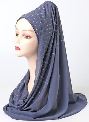 Casual Solid Scarves (147049465)