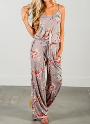 Sleeveless Jumpsuits & Rompers (146994274)