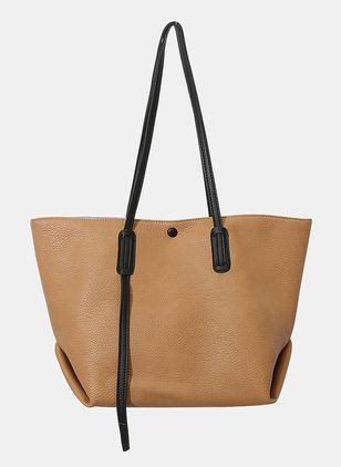 Tote Fashion Double Handle Bags (106153930)