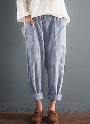Women's Straight Pants (107562901)