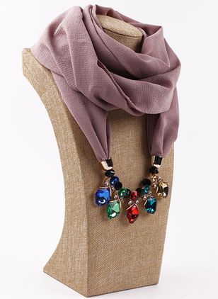 Casual Solid Scarves (122028759)