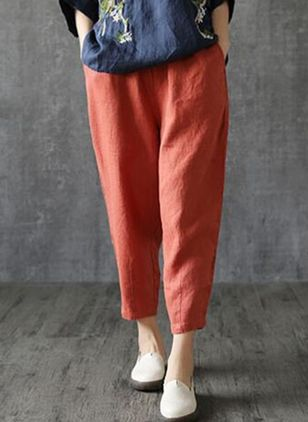 Women's Straight Pants (4864692)