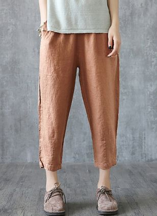 Women's Straight Pants (100547323)