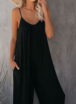 Sleeveless Jumpsuits & Rompers (147152311)