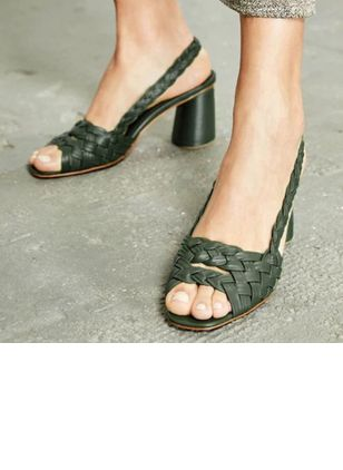 Women's Heels Chunky Heel Sandals