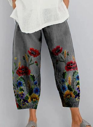 Women's Loose Pants (1523074)
