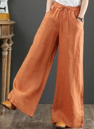 Women's Loose Pants (4135422)