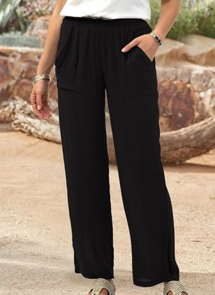 Women's Loose Pants (107563896)