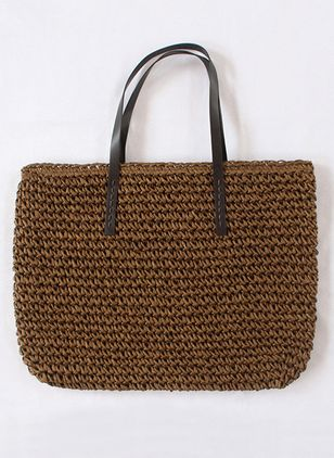 Tote Vintage Double Handle Bags (4089268)