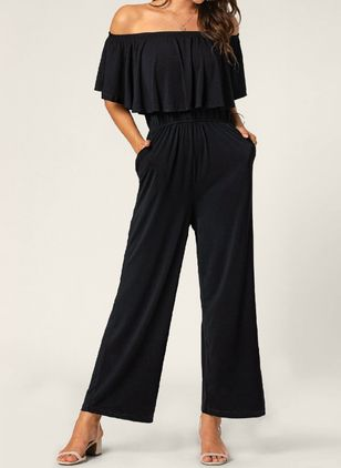 Short Sleeve Jumpsuits & Rompers (146744199)