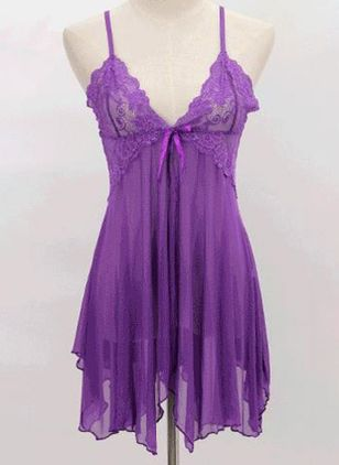 Plain Lace Slip (147225167)