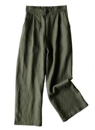 Women's Straight Pants (4088793)