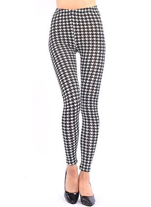 Skinny Polyester Leggings Pants & Leggings