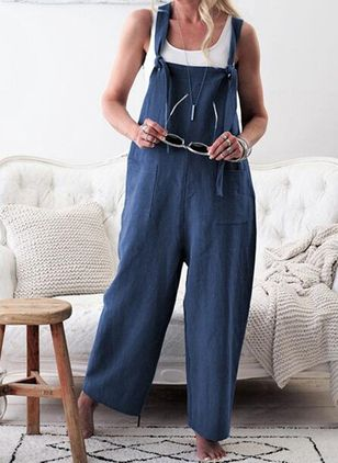 Sleeveless Jumpsuits & Rompers (146994268)
