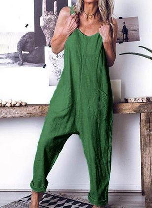 Women's Loose Jumpsuits (4864688)