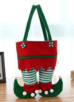 Tote Christmas Double Handle Bags (128228518)
