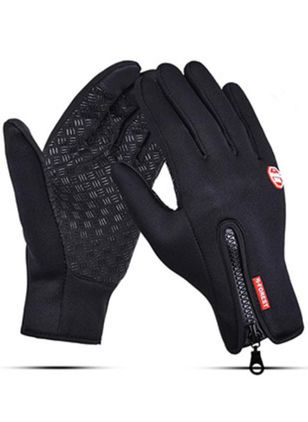 Women's Casual Velvet Leather & Faux Leather Gloves & Mittens Breathable Gloves (146154604)